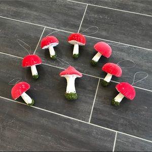 Mushrooms Decor & Ornaments 🍄